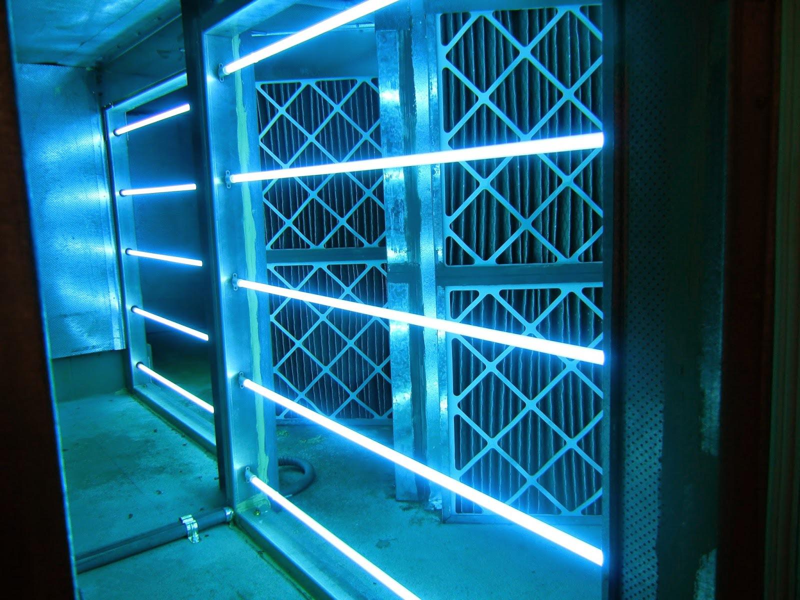Steril Aire Energy Maintenance And Consumption Management